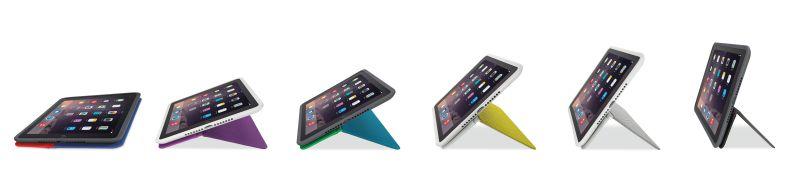 Logitech AnyAngle pre iPad Air 2 a iPad mini