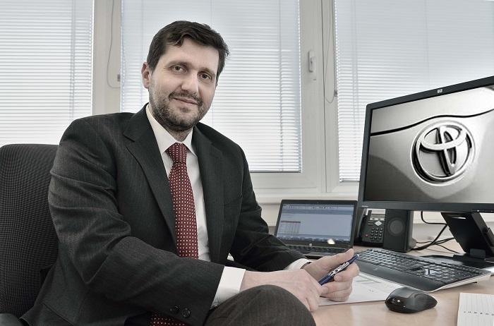 Pavel Zákora - Riaditeľ, Toyota Central Europe Slovakia