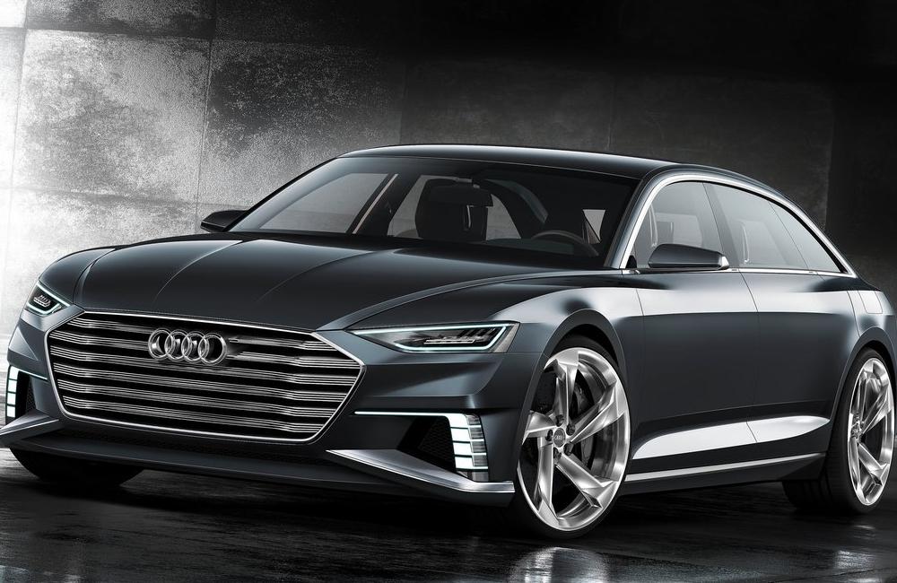 Audi Prologue Avant Concept (2015)