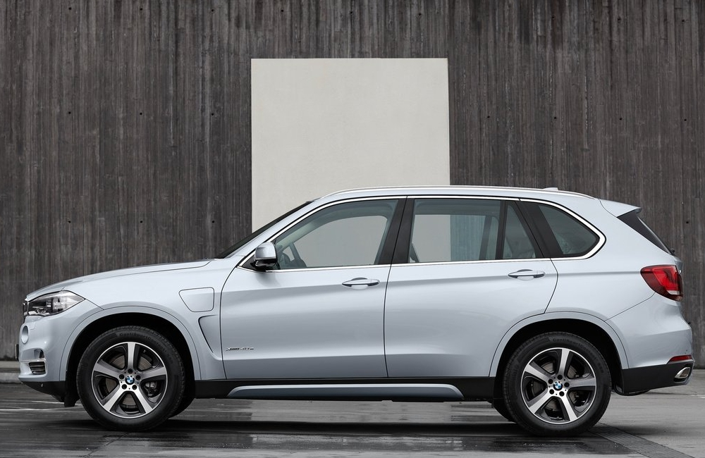 BMW X5 xDrive40e Plug-in hybrid (2015)