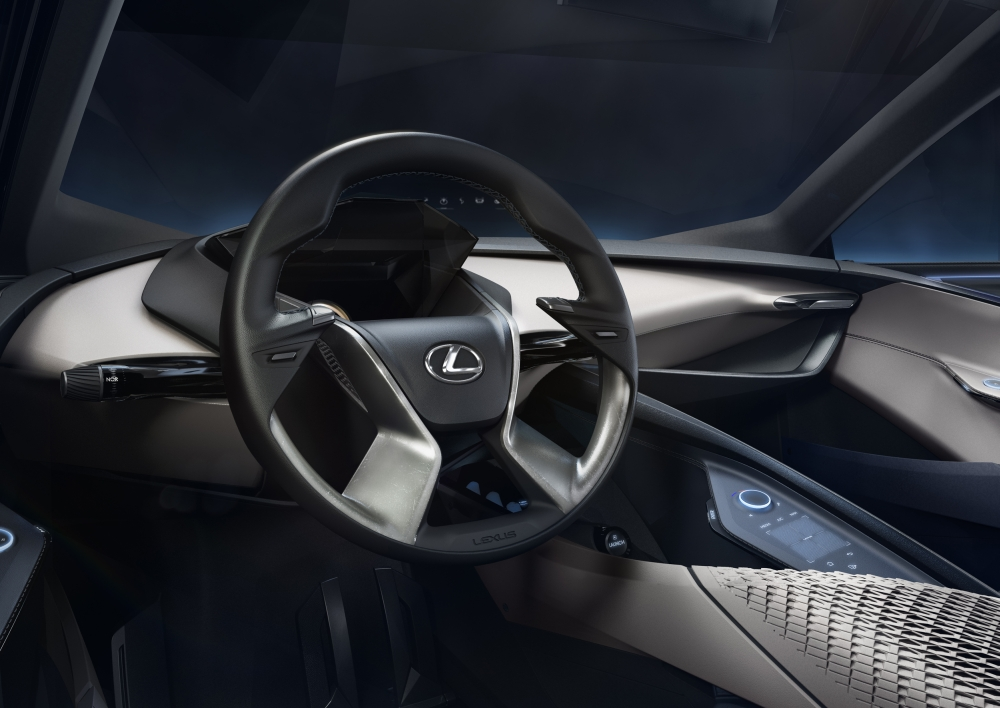 Lexus LF-SA (2015)