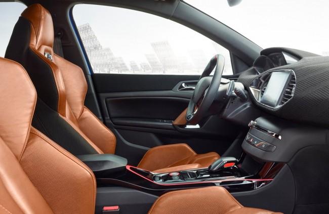 Peugeot 308 R HYbrid - trojmotorový koncept s výkonom takmer 500k (foto:PSA, text:ecomoto.sk)
