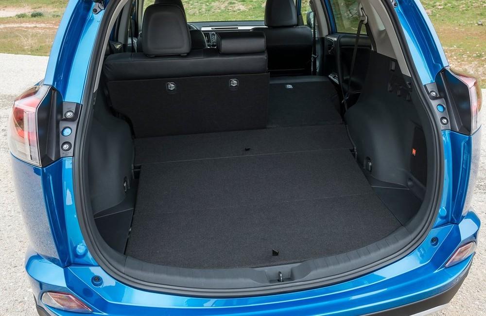 Toyota RAV4 Hybrid 2015 (foto: Toyota)