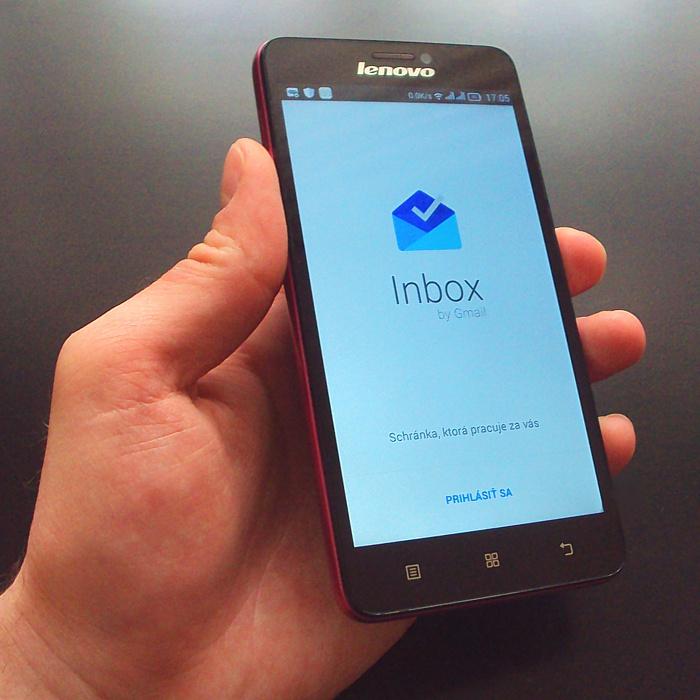 Aplikácie pre Android testujeme na LENOVO S850 (foto: 3digital.sk)