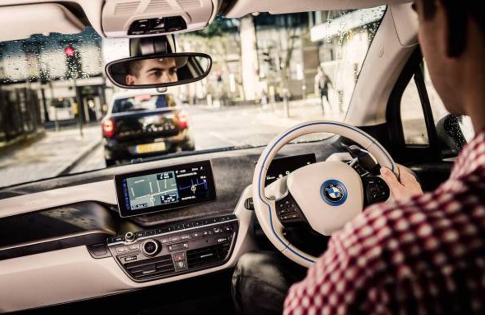 BMW i3 v službe DriveNow (foto: BMW)