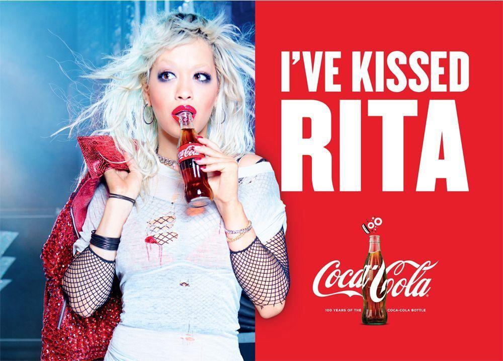 Coca-Cola a Rita (foto: Coca-Cola)