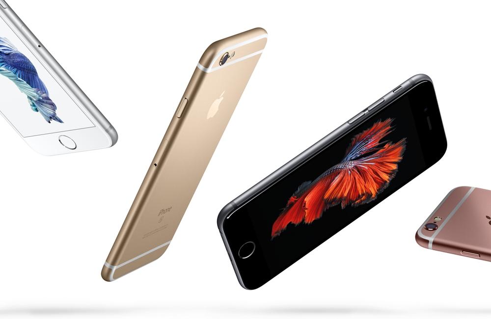 Apple iPhone 6s a 6s Plus sa budú predávať v 4 farbách: Space Gray, Silver, Gold, Rose Gold