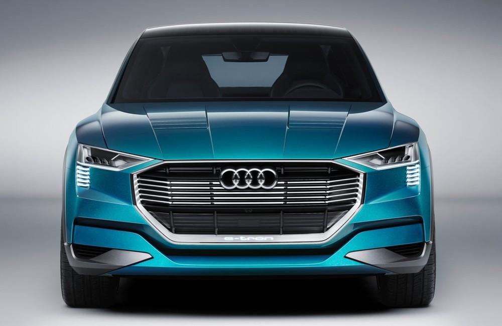 Audi e-Tron Quattro, koncept 2015 (foto: Audi)