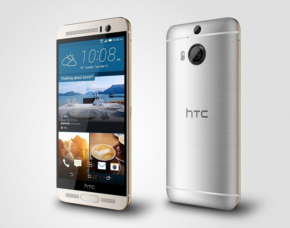 HTC One M9+ (foto: HTC)