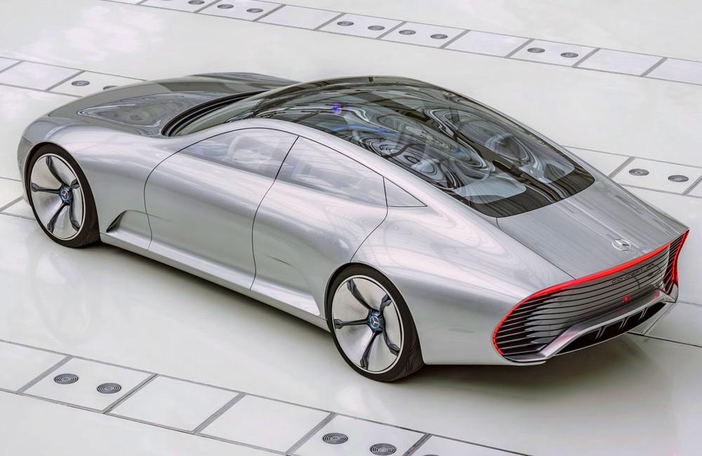 Mercedes-Benz IAA, koncept 2015 z frakfurtského autosalónu. (Foto: Daimler)