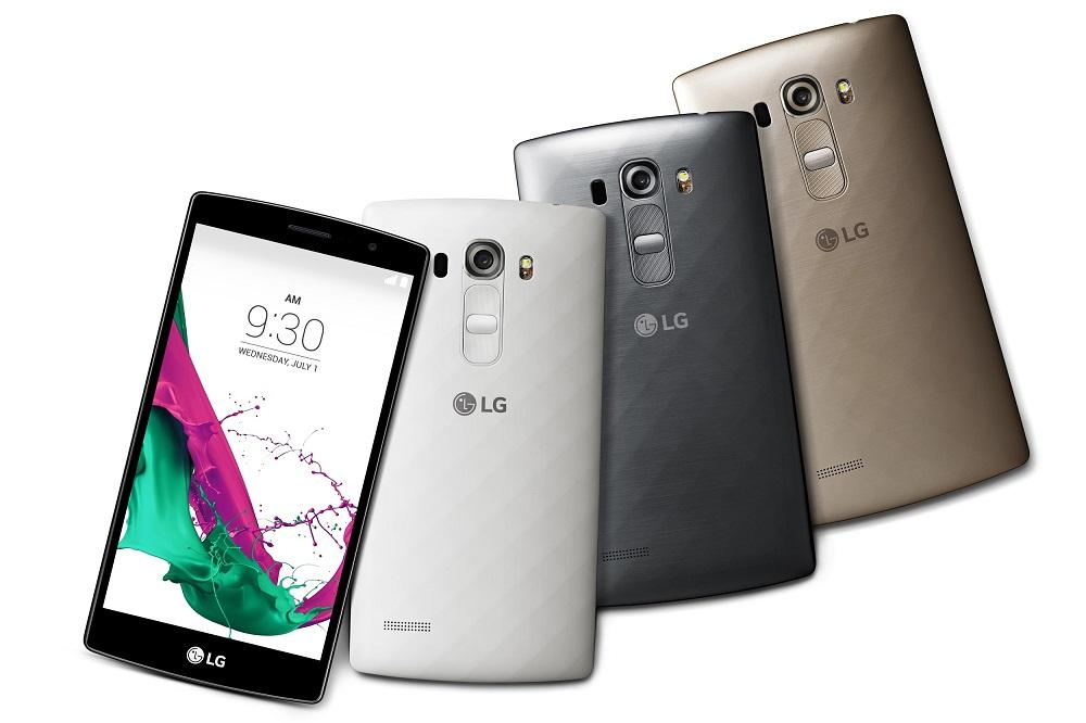 Smartfón LG G4s