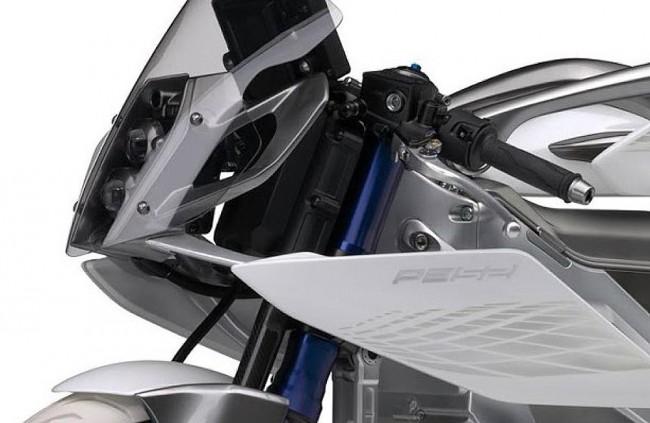 Elektrická cestná motorka Yamaha PES2