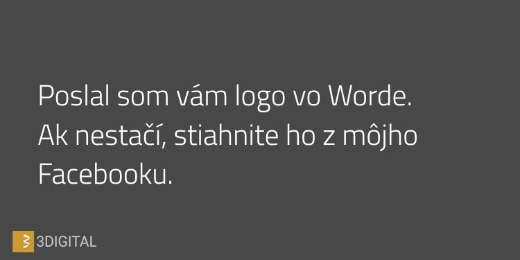 3Digital.sk - Utrpenie mladeho freelancera