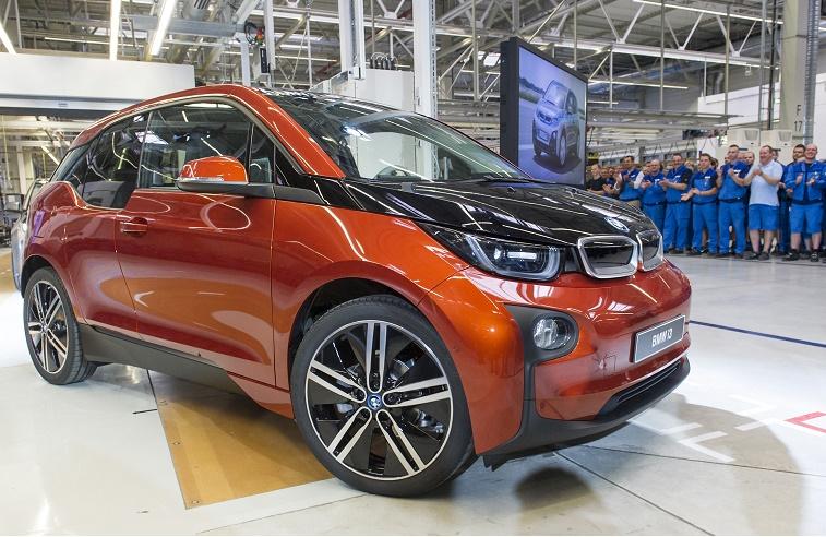 top10 elektromobilov ecomoto.sk BMW i3