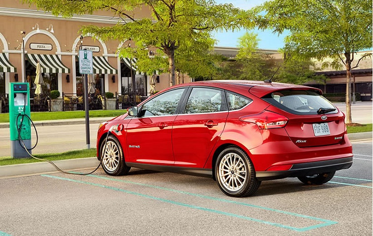 top10 elektromobilov ecomoto.sk Ford Focus Electric