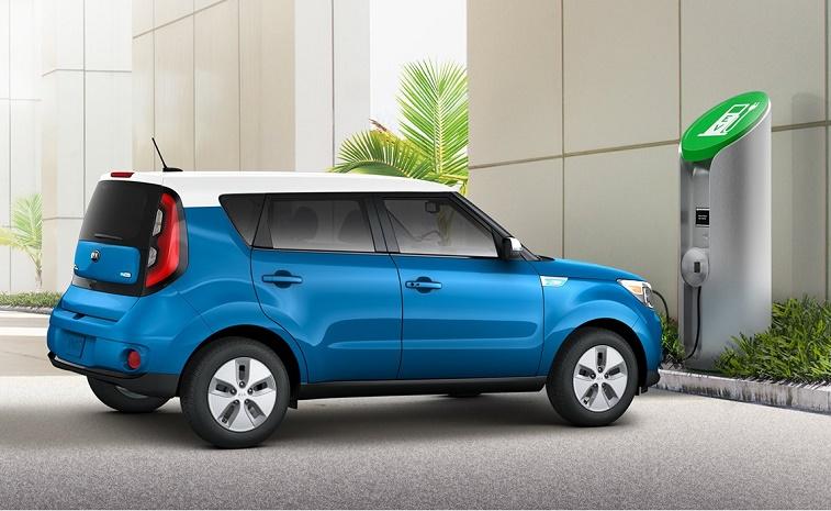 top10 elektromobilov ecomoto.sk Kia Soul EV