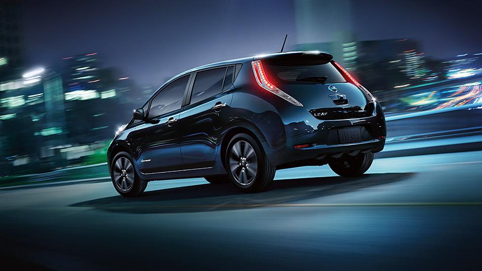 top10 elektromobilov ecomoto.sk Nissan Leaf