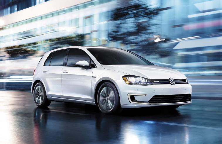 top10 elektromobilov ecomoto.sk Volkswagen e-Golf
