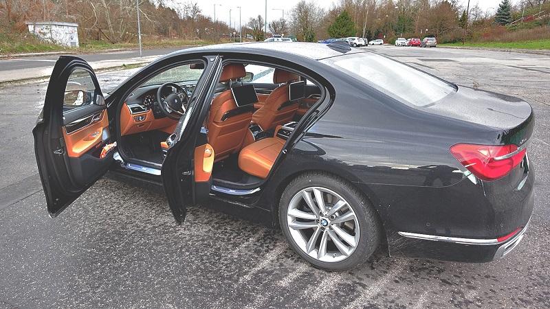 BMW 730d (2015)