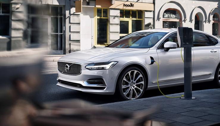 Volvo S90 Plug-in hybrid