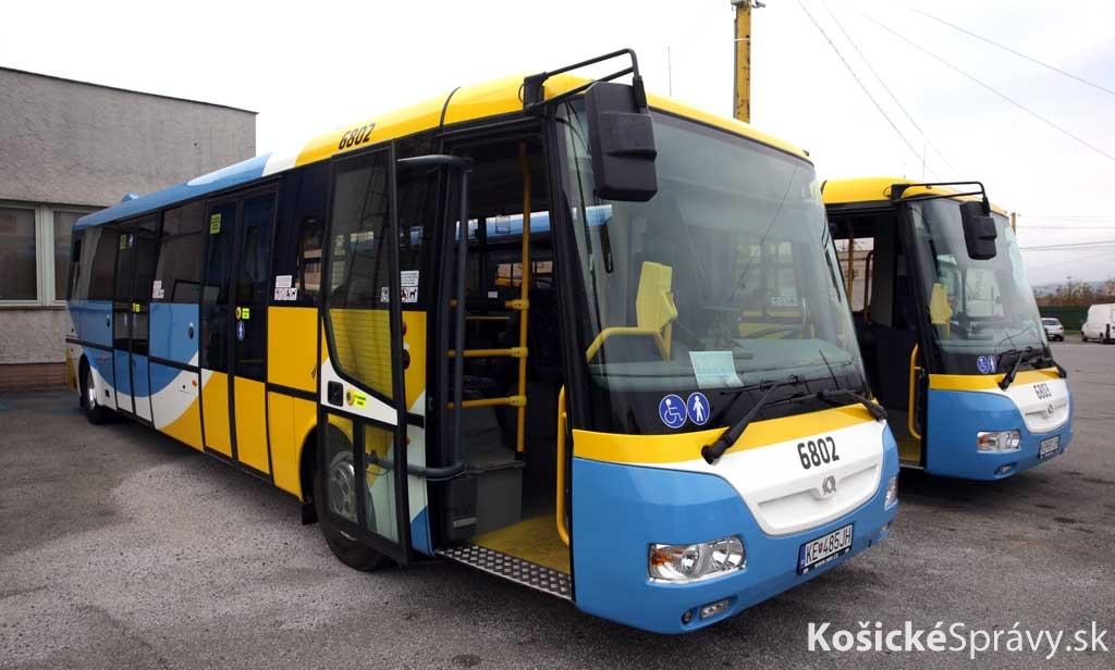 V Košiciach bude jazdiť až 14 elektrických autobusov. Zdroj: kosickespravy.sk