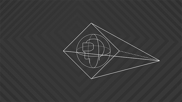 Pyramídová geometria pre 360-stupňové VR videá od Facebooku