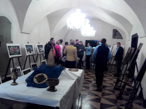 Spoločná výstava Banská Bystrica-radnica 2014