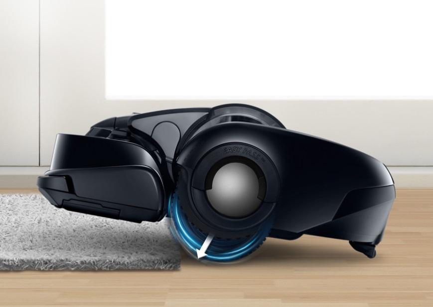 Samsung POWERbot - robotický smart vysávač