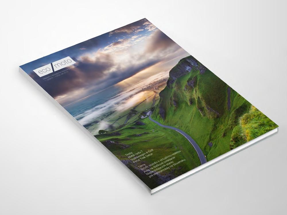 Prvé vydanie magazínu Ecomoto (január 2016)