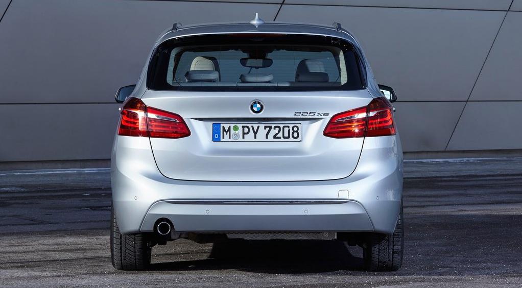 BMW 225xe Active Tourer Plug-in hybrid