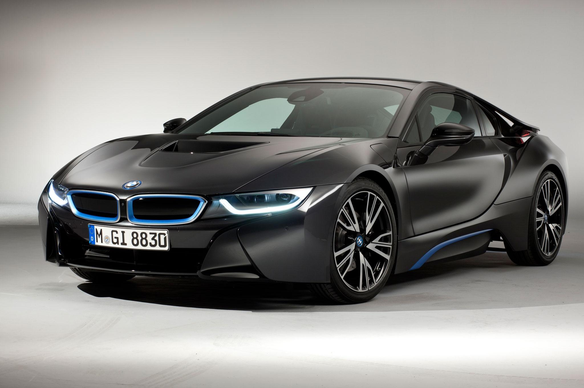 BMW i8 je najpredávanejší plug-in hybrid na svete, tvrdí BMW.