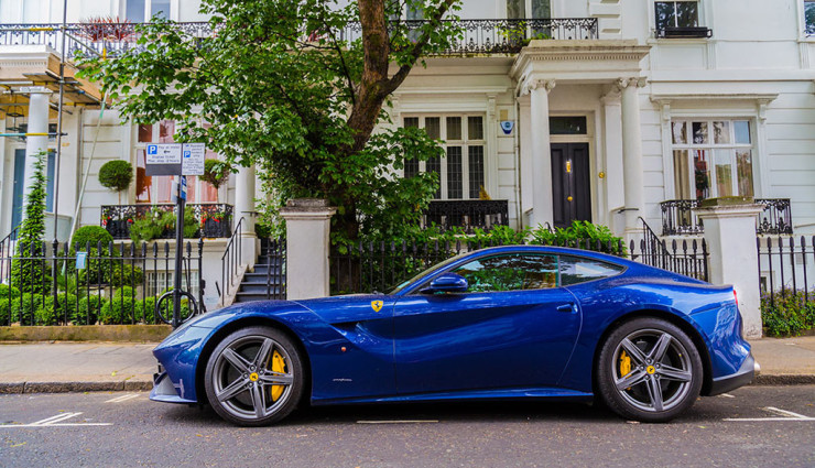 Bude mať Ferrari vlastný hybridný pohon ako štandard? (zdroj: Flickr)