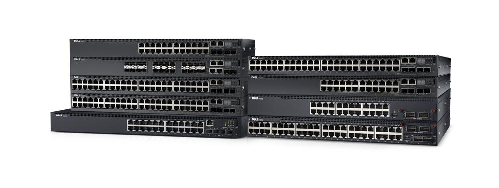 Dell Networking N-series family (foto: DELL)