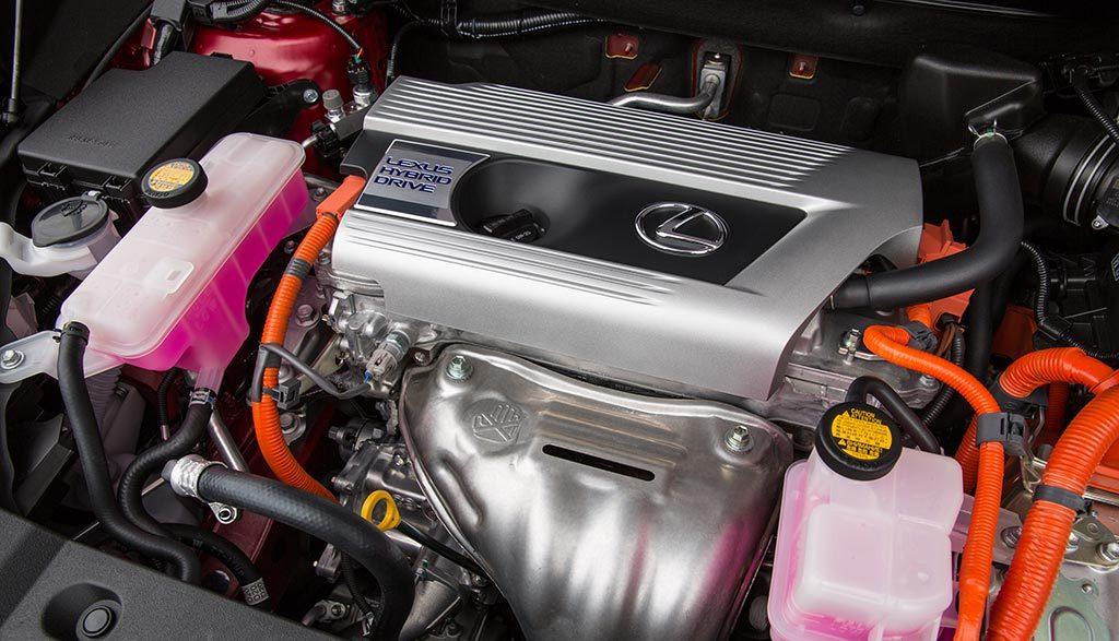 Lexus NX 300h - test od Ecomento pre Ecomoto