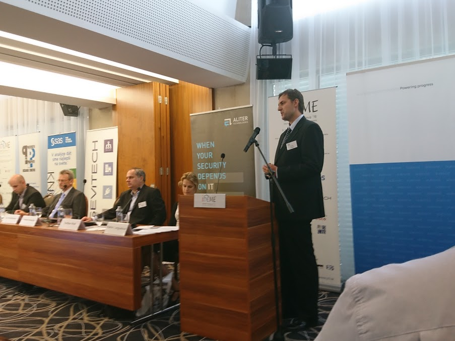 Tomáš Orieščik, software development director Aliter Technologies, a.s.