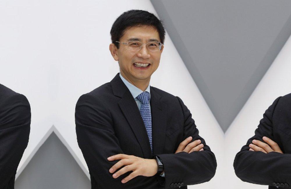David Tang, nový oblastný riaditeľ značky Huawei (foto: Huawei)