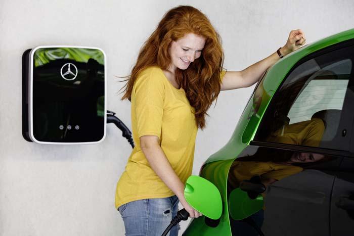 Smart Electric Drive (foto: Daimler)