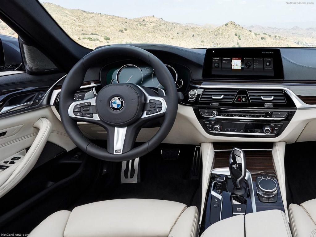 BMW radu 5 (2017) Plug-in Hybrid