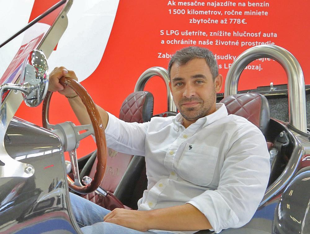 Filip Tůma je ambasádorom značky Probucard na Slovensku (foto: Probucard)