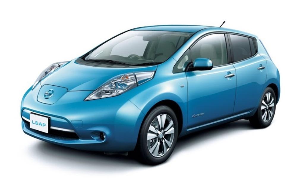 Autopožičovňa AVIS plánuje nasadiť NISSAN LEAF do svojej ponuky v 2017. (foto: Nissan)