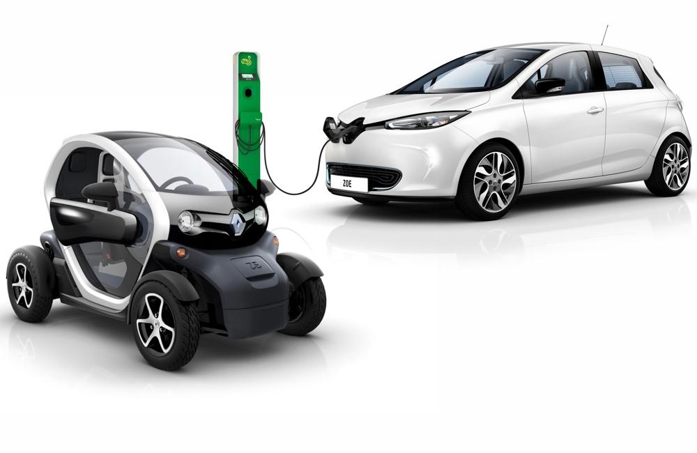 Autopožičovňa AUTO-RENTAL ponúka už dnes elektromobily Renault Twizzy a Renault Zoe (foto: Renault)