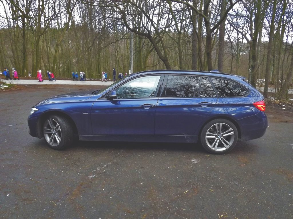 BMW 330d xDrive Touring (test 2016/02, foto: striz.sk)