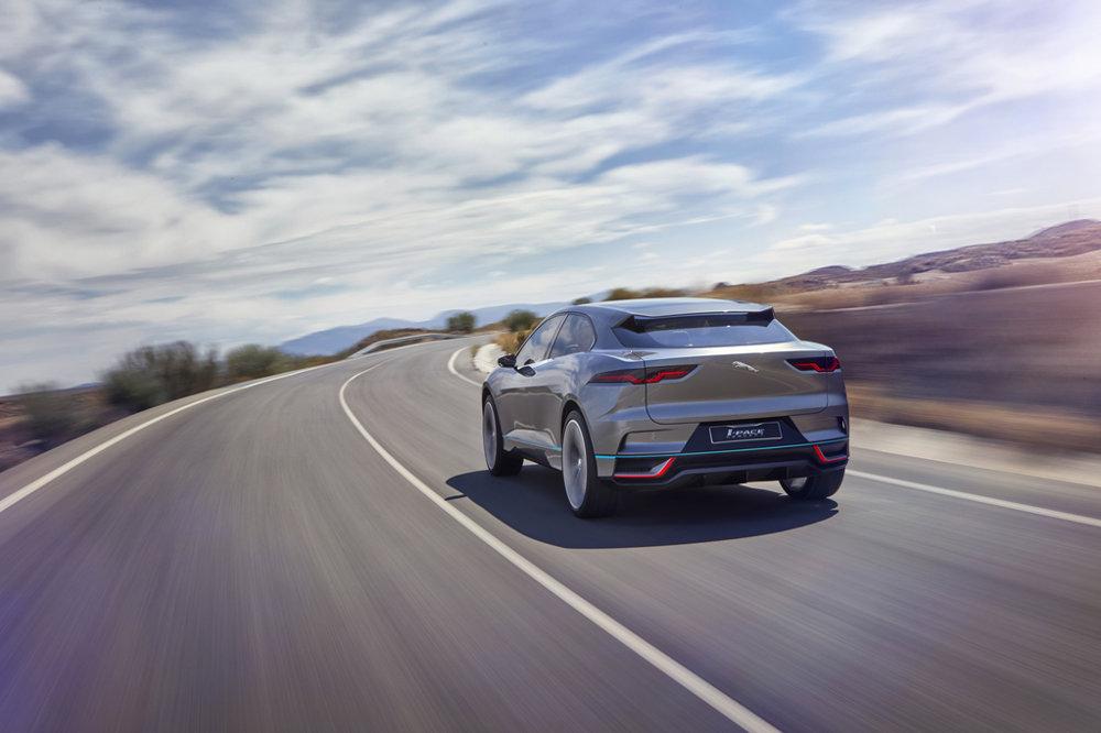 Jaguar I-Pace EV (koncept 2016), ecomoto.sk