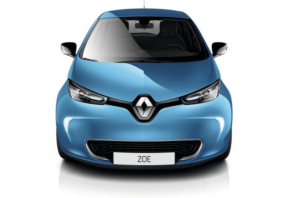 Renault Zoe ZE40 (2017)
