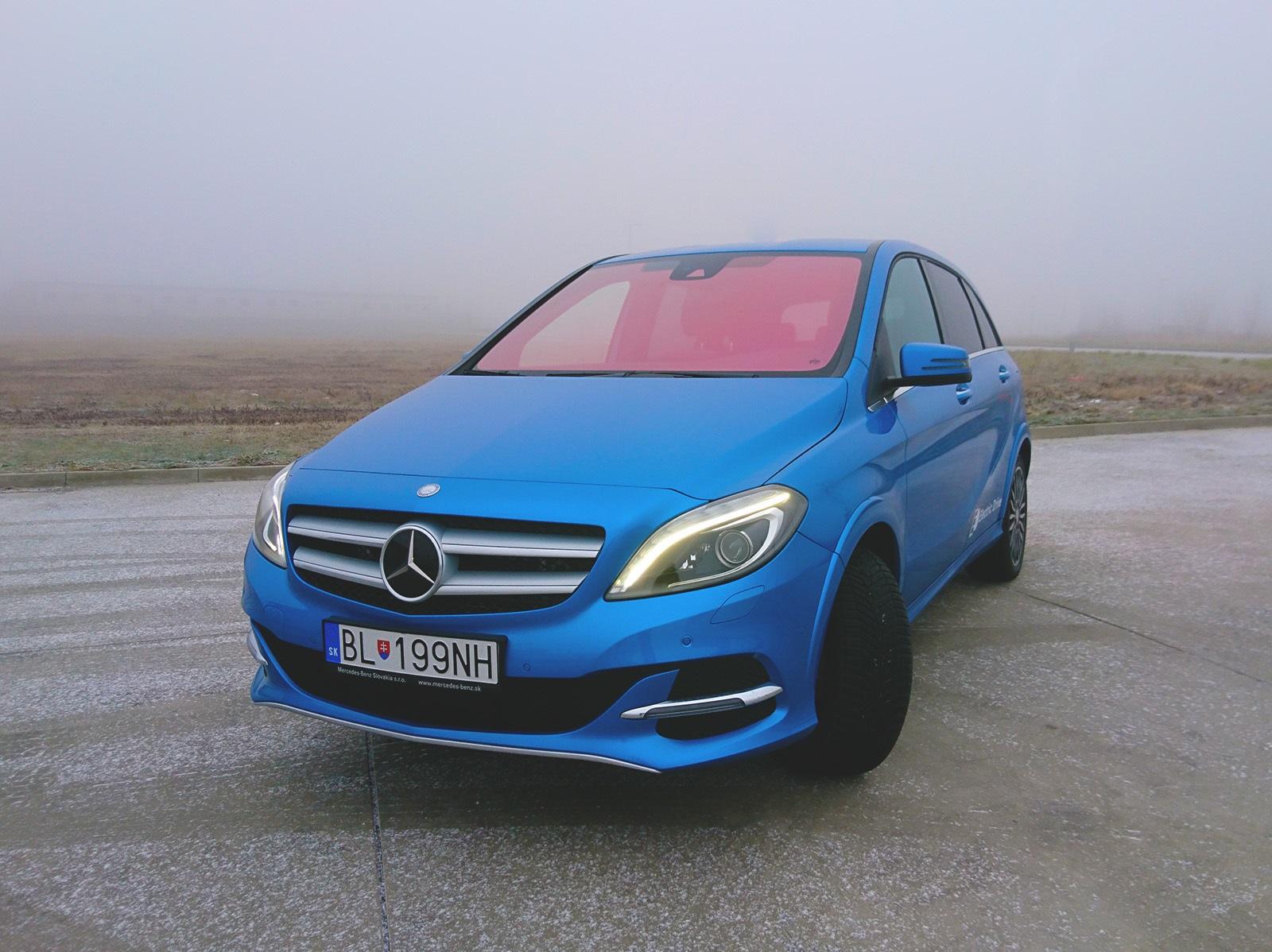 Mercedes-Benz B250e
