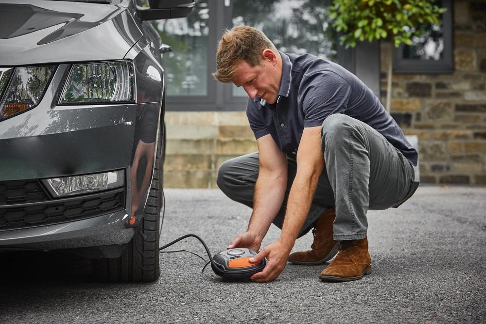 Starostlivosť o pneumatiky s TYREinflate kompresormi | OSRAM Automotive